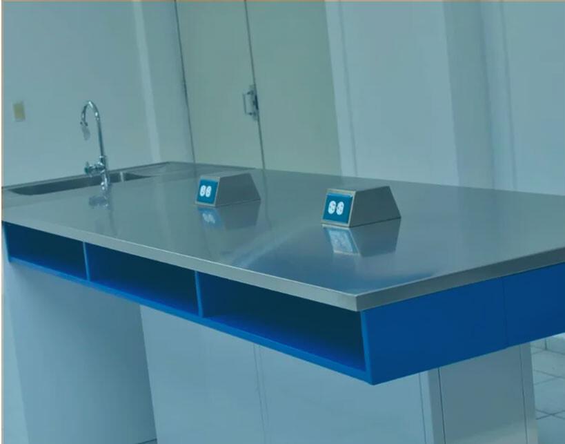 Mesas para laboratorio