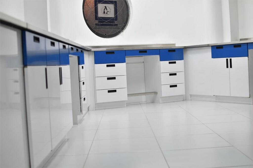 Muebles para laboratorio en San Luis Potosí