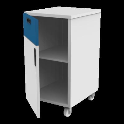 Gabinetes móviles para laboratorio