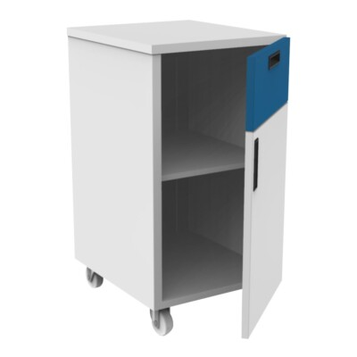 gabinete móvil para laboratorio