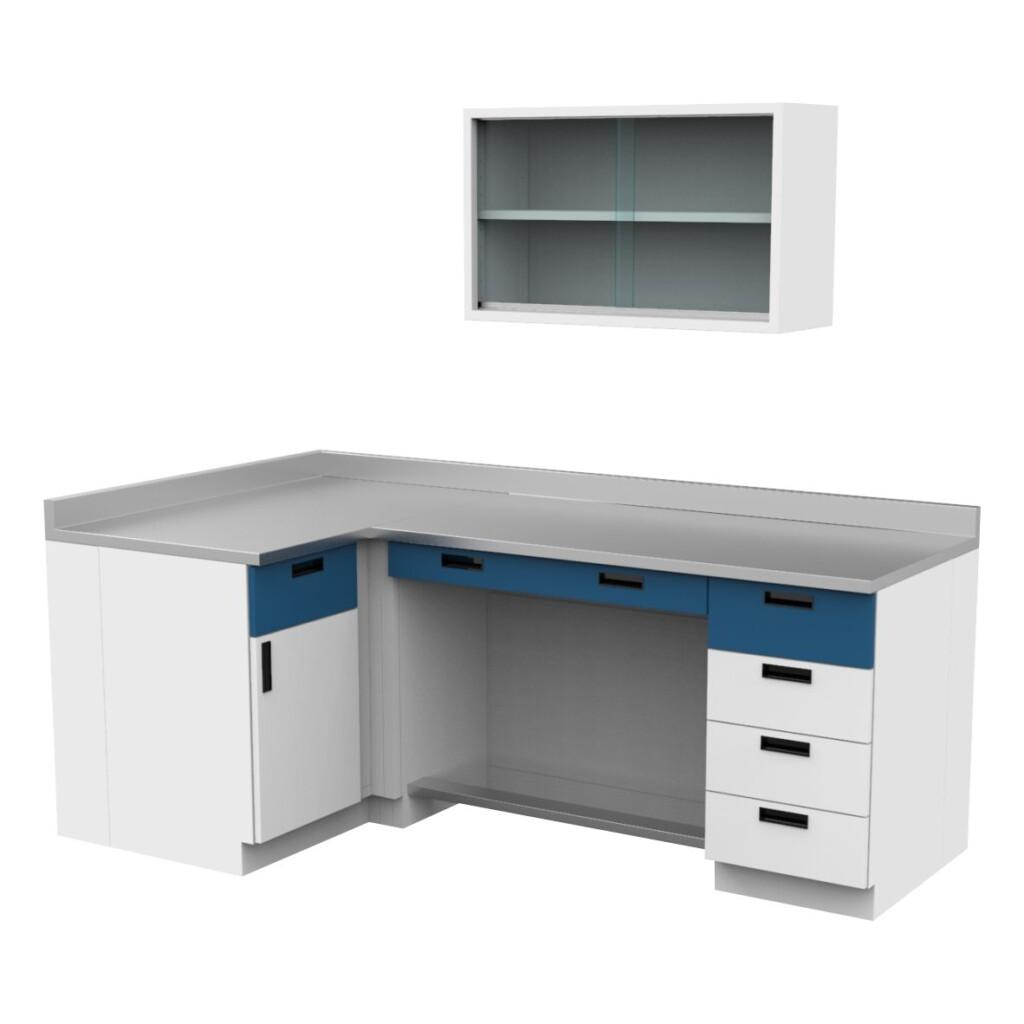 Muebles para laboratorio en León