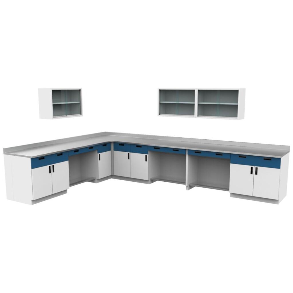Muebles para laboratorio en Mérida
