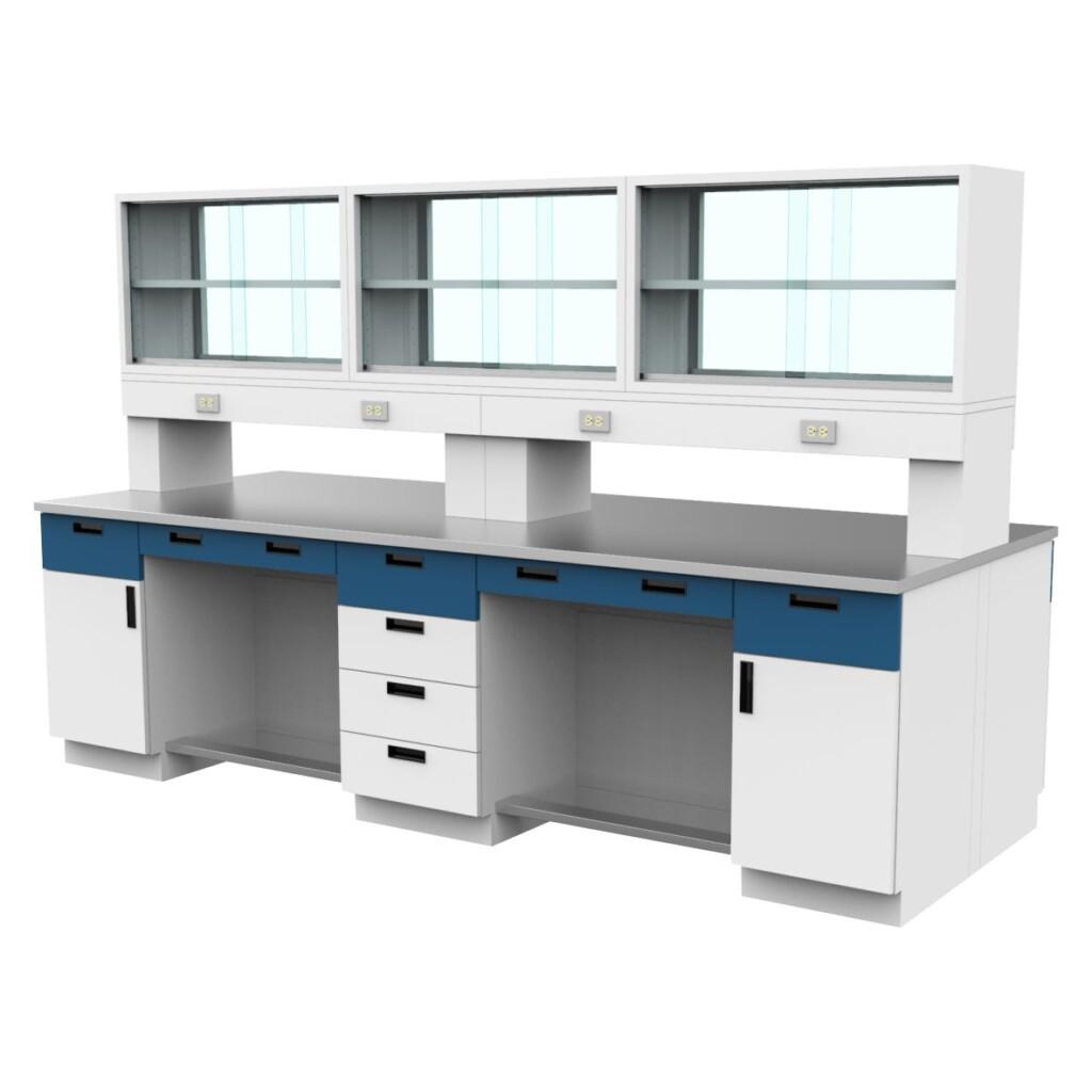 Envio de muebles para laboratorio
