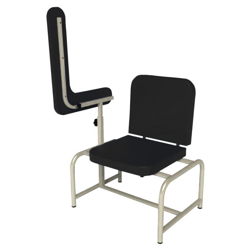 silla para toma de muestras